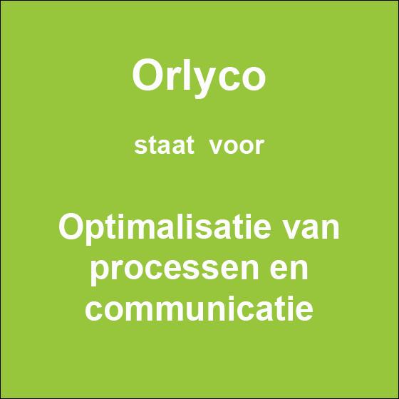 Orlyco staat voor